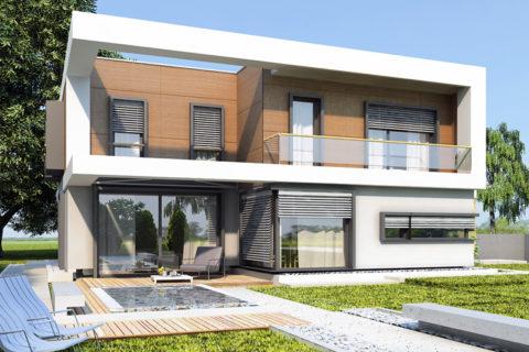 projekt domu AJR_26_A_k01