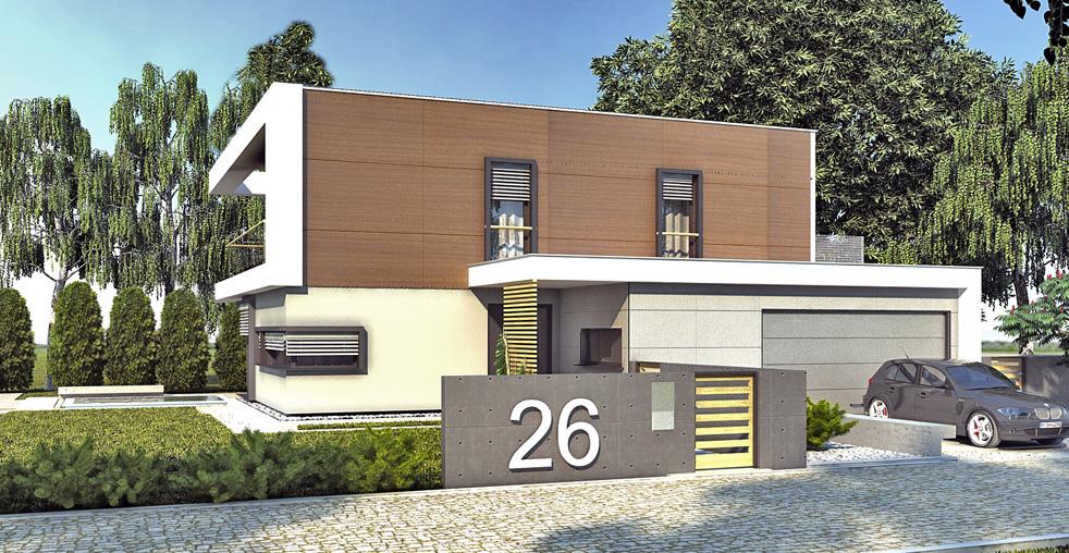 projekt domu AJR_26_A_k03