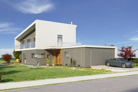 projekt domu AJR pod wawa 03