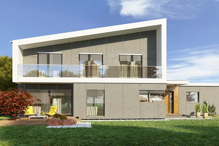 projekt domu AJR pod wawa 05